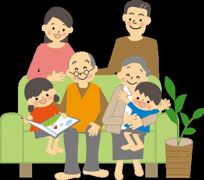 Gia đình 3 thế hệ
