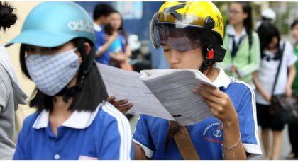 """Nhiều học sinh suốt ngày bị giam trong cái """"vòng kim cô"""" của việc học"""