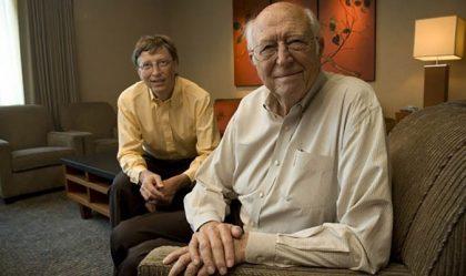 Cha con Bill Gates