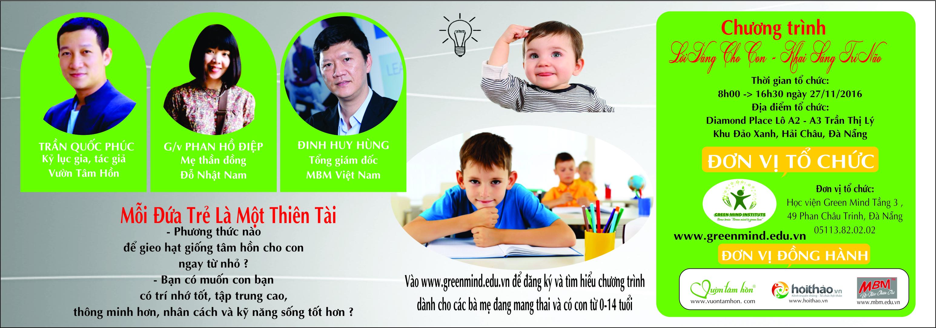 Lời vàng cho con 5 tại Đà Nẵng