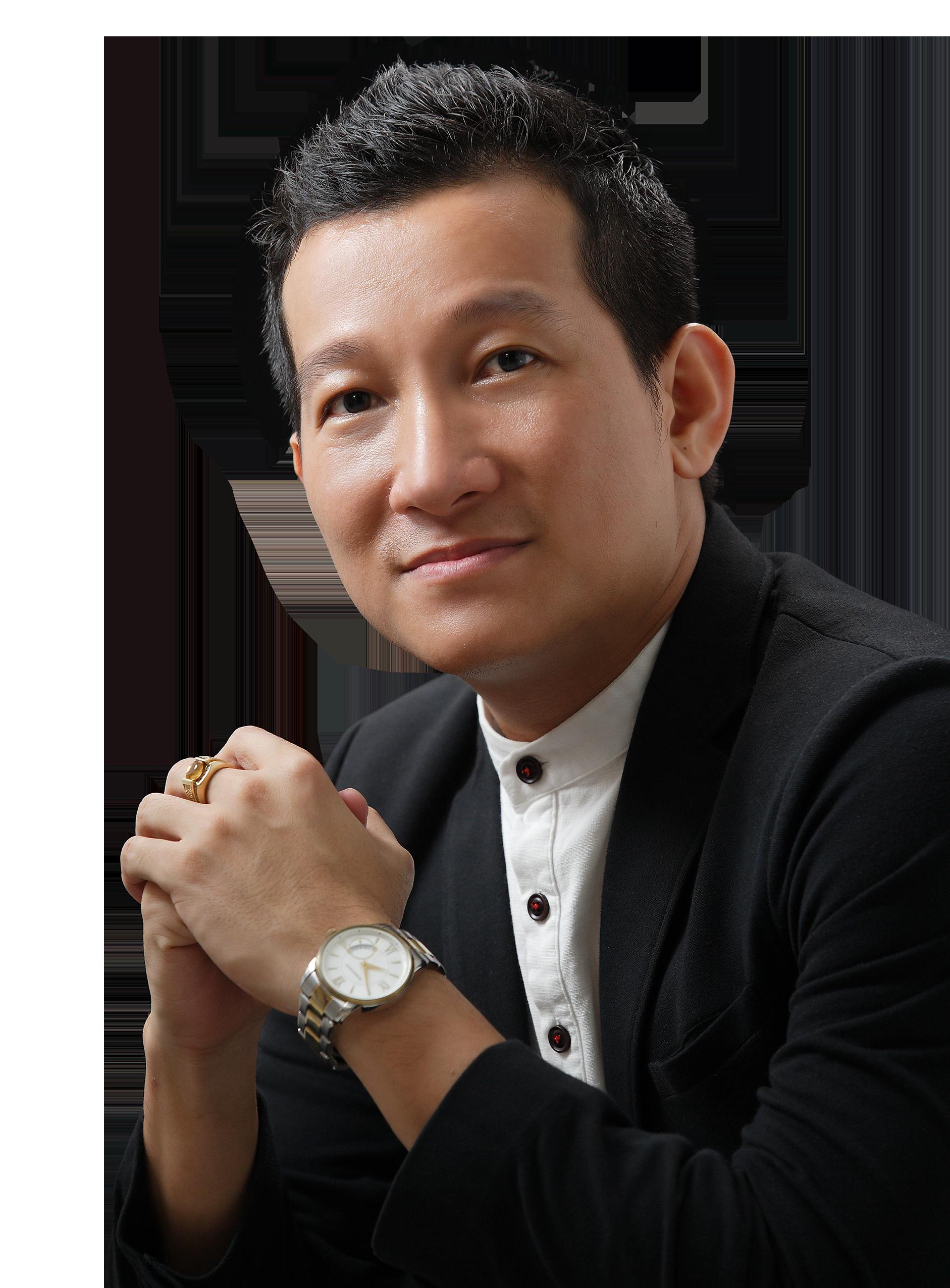 Diễn giả Trần Quốc Phúc - Tác giả Vườn Tâm Hồn