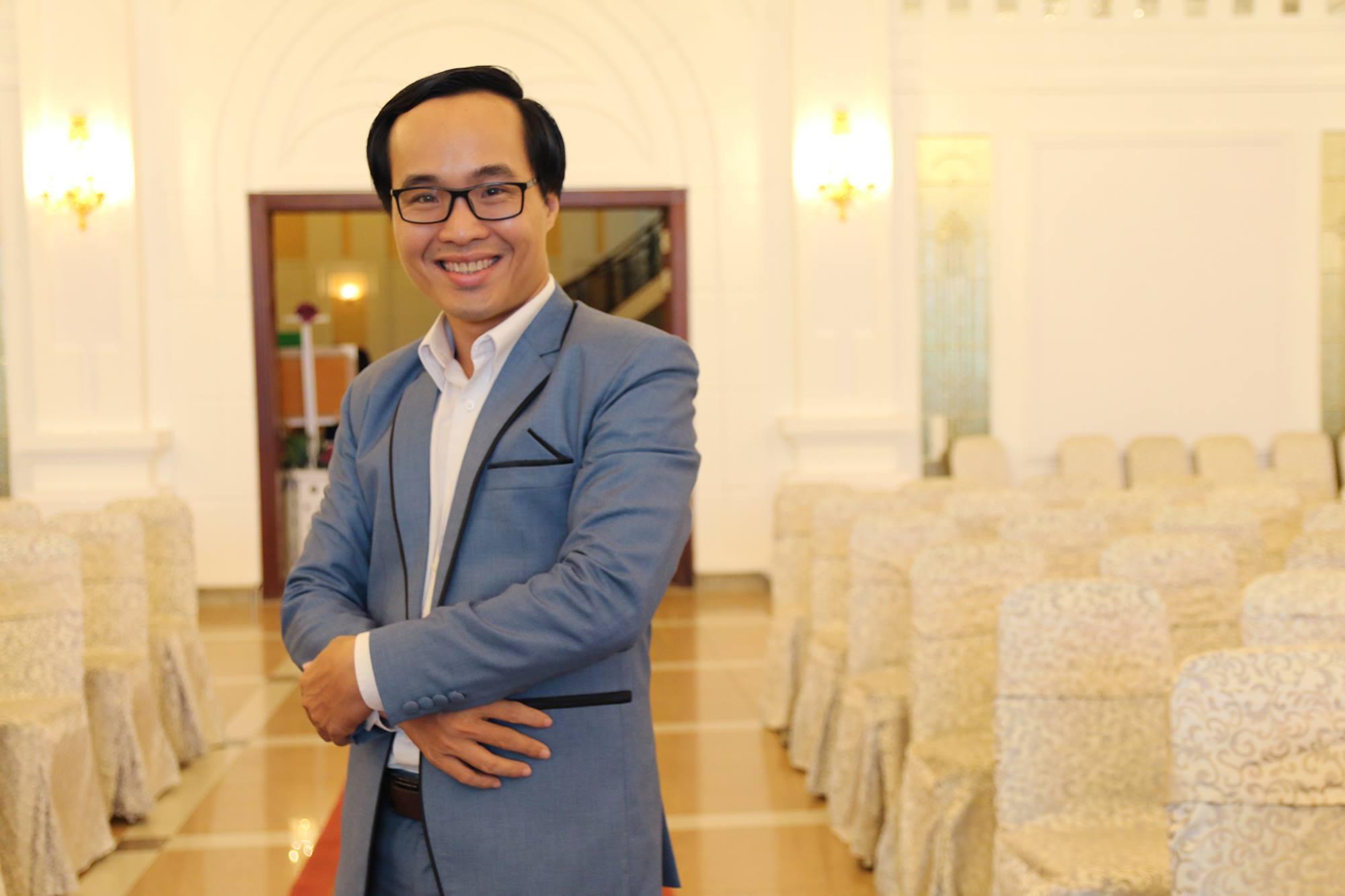 Lê Thanh Trông - Sáng lập dự án giáo dục Thế Hệ Vàng