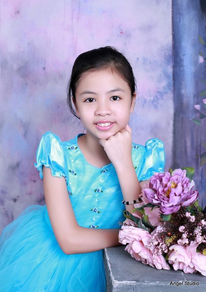 Thiếu niên siêu đẳng-Nguyễn Phạm Hiền Chi