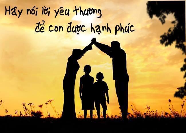 Để trở thành cha mẹ yêu thương và thấu hiểu con