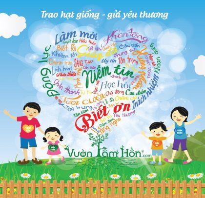 5 bước triển khai Vườn Tâm Hồn cho trường mầm non & tiểu học