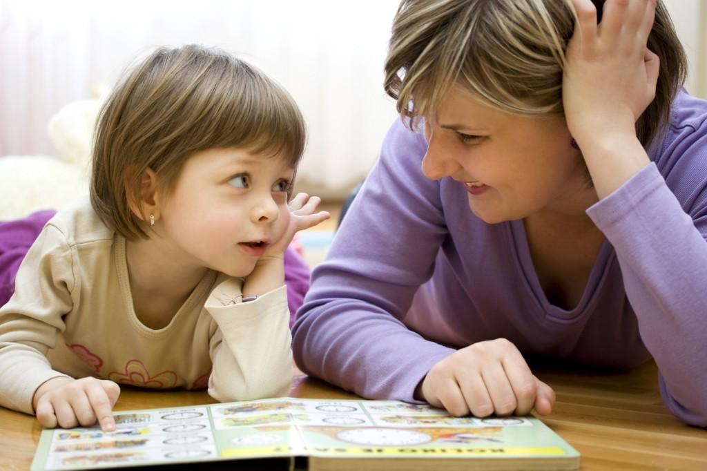 Người Đức dạy con