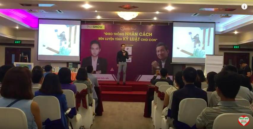 Rèn luyện kỷ luật cho con - TS Nguyễn Hoàng Khắc Hiếu