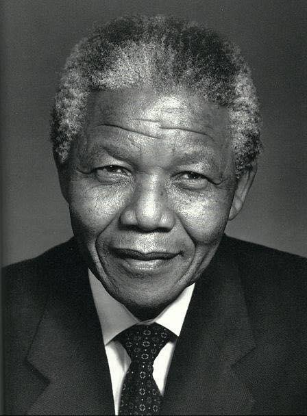 Nelson Mandela - cố tổng thống Nam Phi