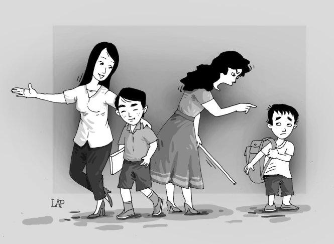 Giáo dục gia đình - Dạy con tại nhà