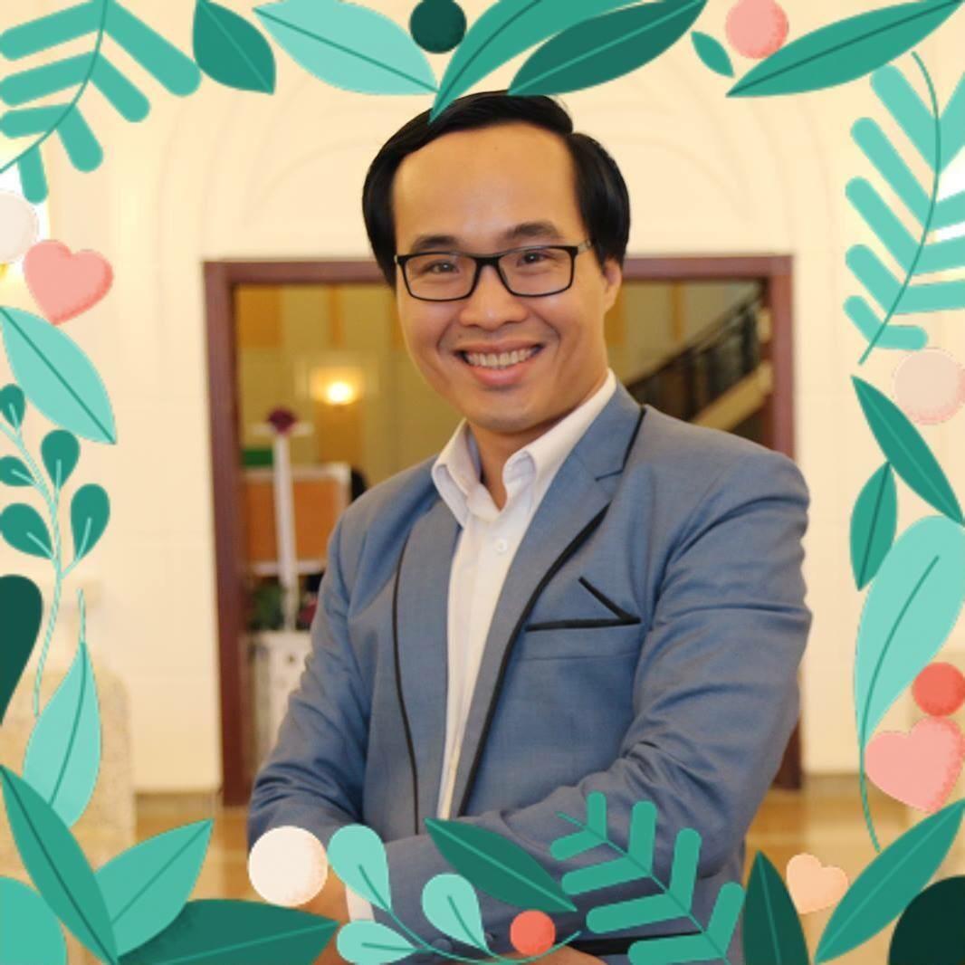 Lê Thanh Trông - Nhà sáng lập Thế Hệ Vàng Education