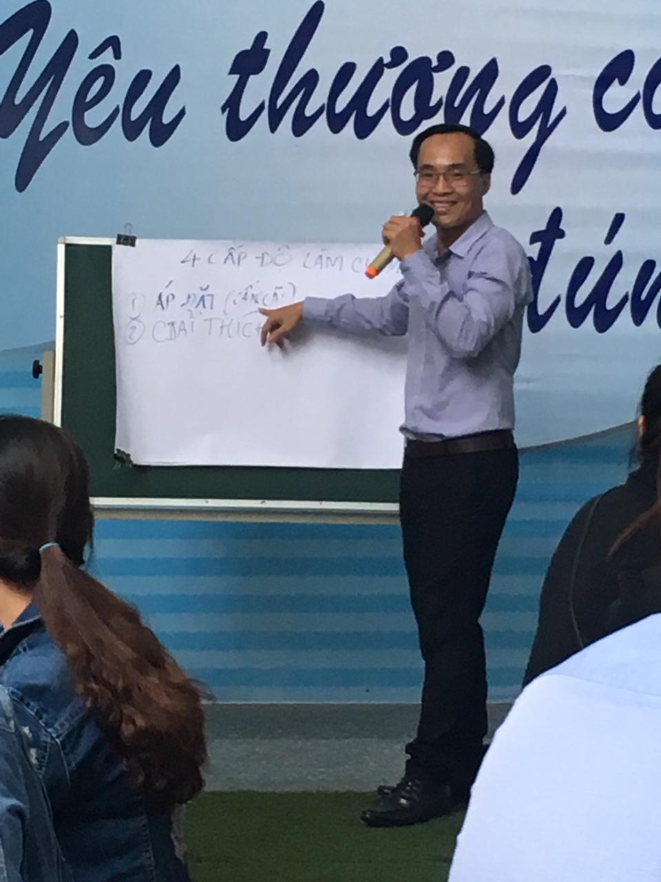 Yêu Thương Con Đúng Cách - Mầm Non Sơn Ca 2, Bình Định