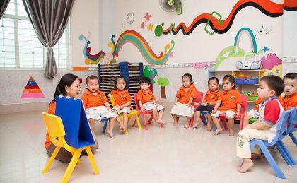 Giáo viên mầm non phải sử dụng được ngoại ngữ