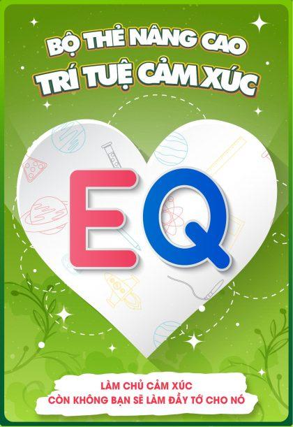 Bộ thẻ nâng cao trí tuệ cảm xúc (chỉ số EQ)