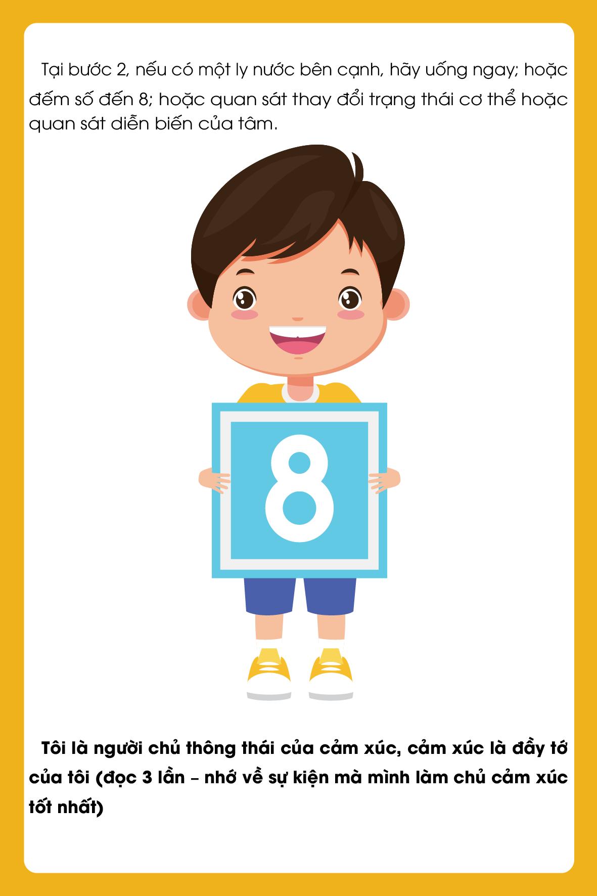 Thẻ 12 - Bộ thẻ nâng cao trí tuệ cảm xúc (EQ)