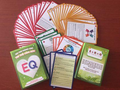 Bộ thẻ nâng cao trí tuệ cảm xúc (EQ)
