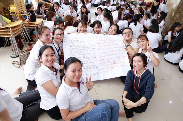 Sức hút từ tình yêu thương tại trường mầm non Á Châu, Biên Hoà