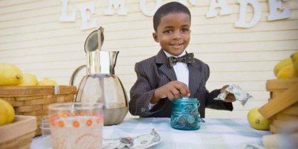 4 chìa khoá vàng nuôi dạy con thành doanh nhân tương lai