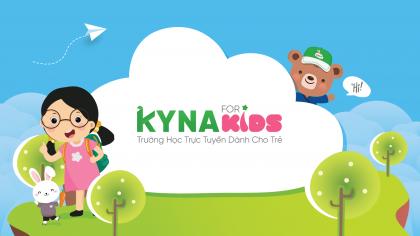 Kynaforkids - Trường học trực tuyến dành cho trẻ em hàng đầu Việt Nam