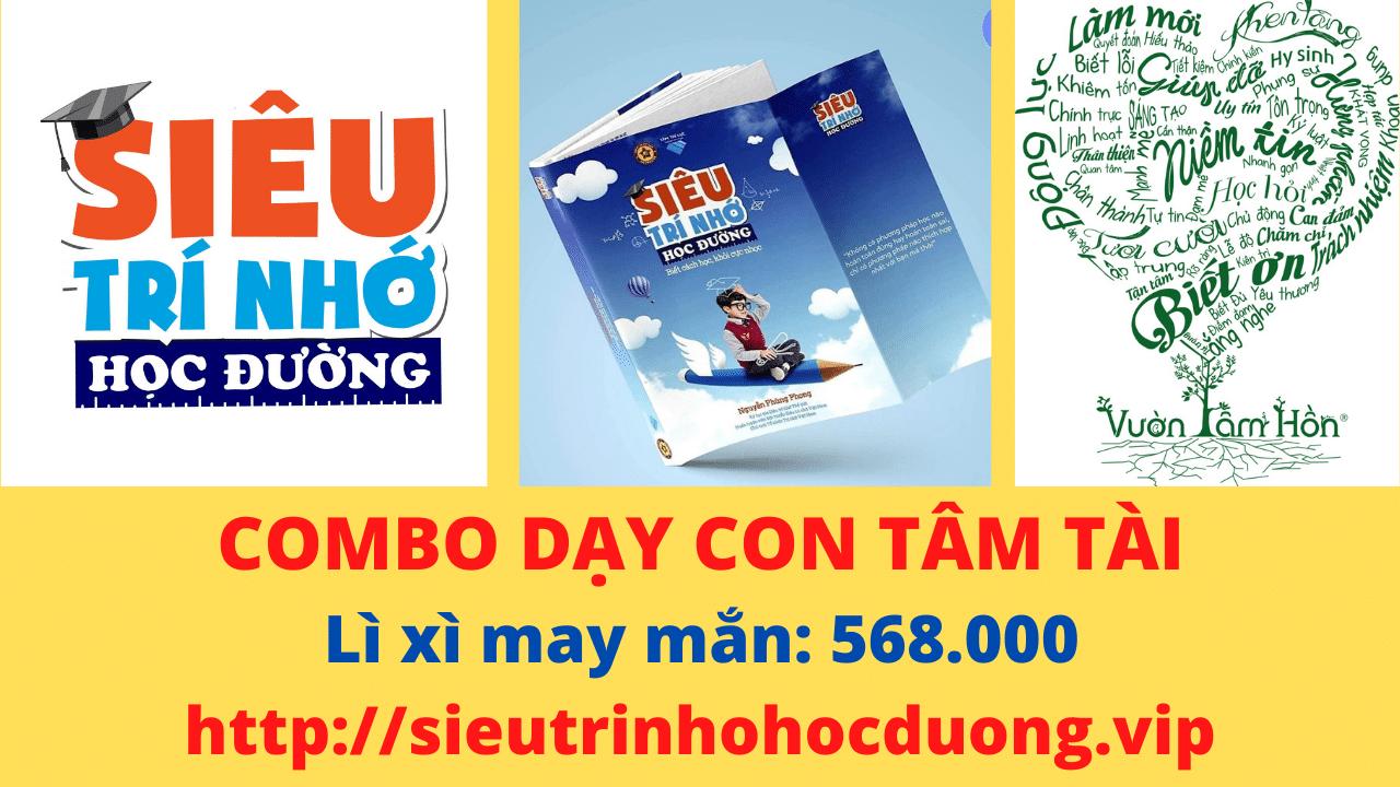 Siêu trí nhớ học đường - Nguyễn Phùng Phong